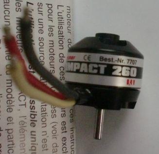 COMPACT 260 8,4 V   - Sonderangebot -