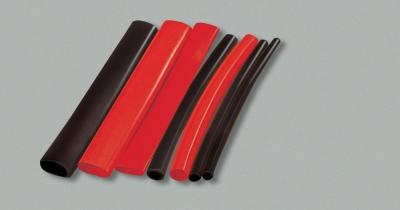 SCHRUMPFSCHLAUCH  -  ROT -  12,7 mm
