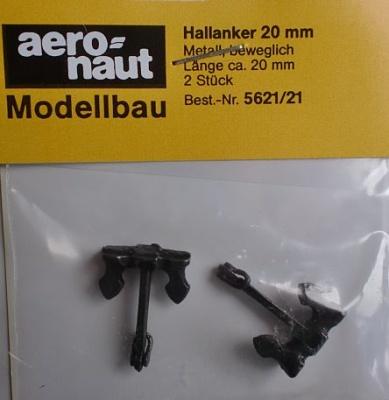 Hallanker 20mm, 2 Stück