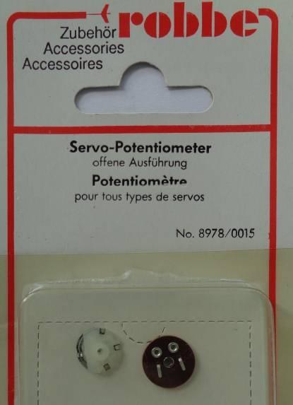 Servo-Potentiometer