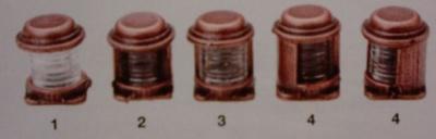 Rundum-Laterne, Höhe ca. 11 mm, 2 Stück