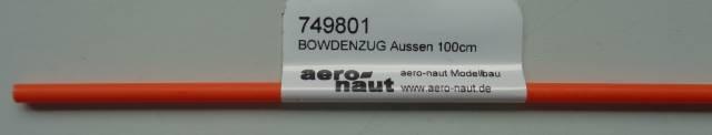 BOWDENZUG Aussen 100cm
