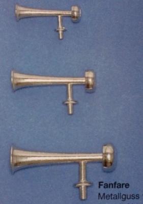 Fanfare, Länge ca. 50 mm