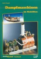 Buch Dampfmaschinen im Modellbau