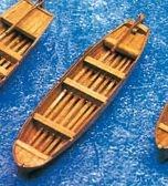 Beiboot Schaluppe 108x26x18mm (mittel)