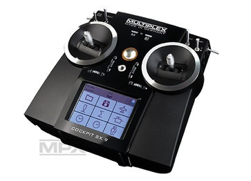 Cockpit SX 9 Set,  M-LINK-Fernsteuerung  NEU - vorrätig -