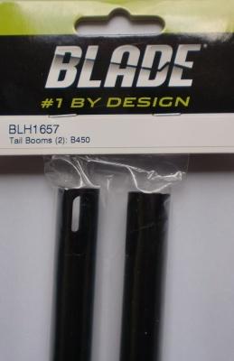 Heckrohr f. Blade 450 3 D