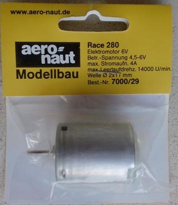 Elektromotor Race 280   6V
