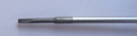 Wiha-Schlitz-Schraubendreher 3,0 x 50 mm