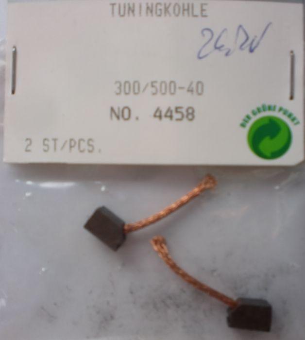 Silbertuning-Kohlen für PRO 300 (spezial f. hohe Lastströme)