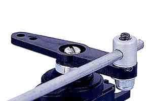 Gestängeanschluss f.Draht 3mm