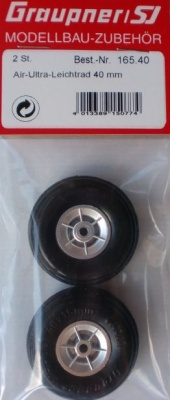 Air-Ultra-Leichtrad 40 mm,