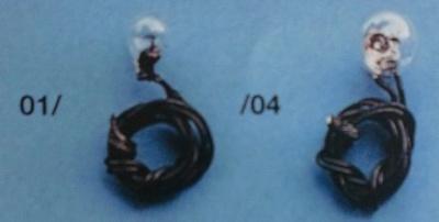 Glühbirne 3 V, hell (5 Stck.) für Scheinw. 5667/12