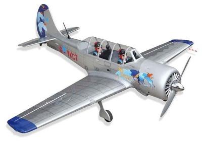 YAK-52  (ARF)  -Spannw. 161 cm)