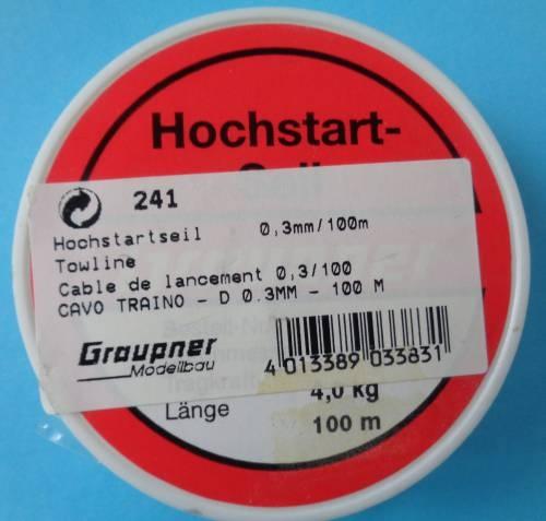 Hochstartseil     0,3mm/100m