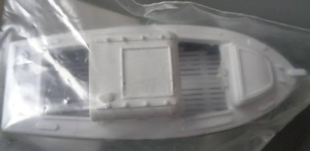 Barkasse, 108 mm, 1 Stück