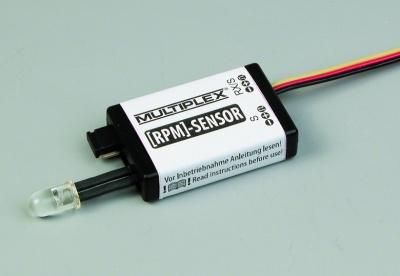 RPM-Sensor (optisch) für M-LINK Empfänger
