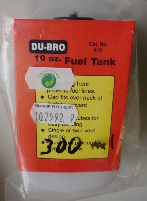 Kunstflugtank  300 ml