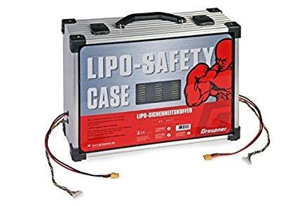 LiPo-Sicherheitskoffer 400x300x140 mm  - vorrätig -