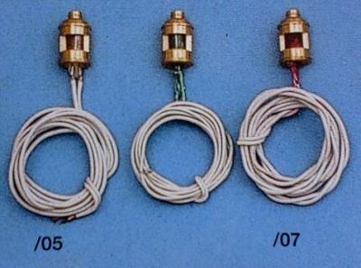 Top- und Mastlaternen 3 V, Ø 6,5mm, Höhe 11 mm, hell, 2 St.