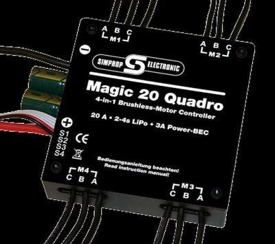 Magic 20 Quadro