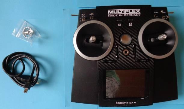 Cockpit SX9 Einzelsender, 2. Wahl   -Sonderangebot -