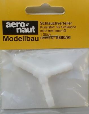 Schlauchverbinder, 5 mm Ø