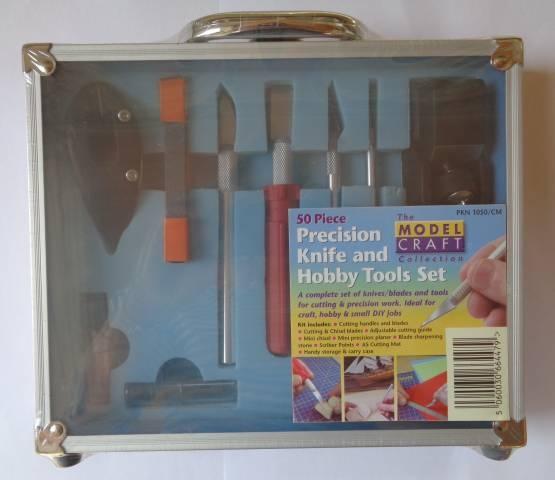 Messer+Werkzeugsatz 50 Teile  -zurzeit nicht lieferbar -