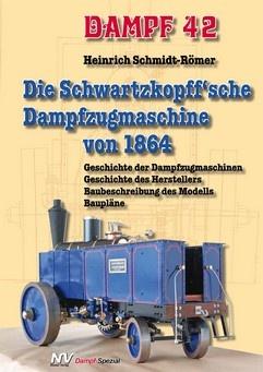 Fachbuch Dampf 42  Heinrich Schmidt-Römer   -vorrätig -