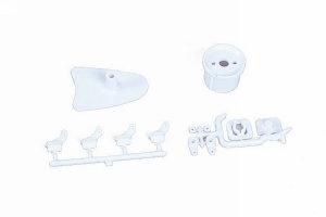 ABS-Kleinteile zu Elektro-ROOKIE S/QR