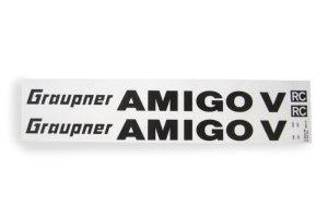 Dekorbogen AMIGO V