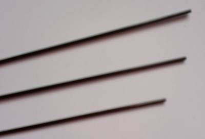Kohlefaser-Stab 2mm x 1000 mm lg.