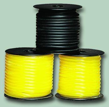 Tygon-Benzinschlauch, gelb, 90 cm, Innen-Ø 4 mm