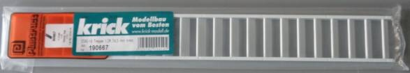STAS-16 Treppe 1:24, 1 Stück