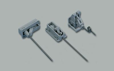 Micro-Bugeinziehfahrwerk - lenkbar -