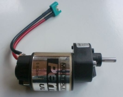 Permax UL-Drive, Motor mit Getriebe 3,28 : 1 -Sonderangebot-