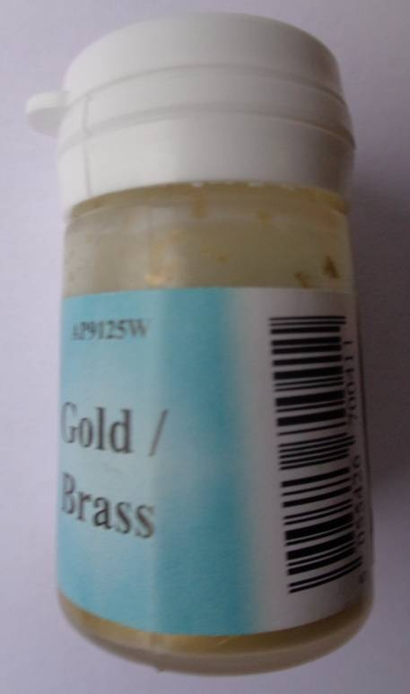 Gold/Messing Admiralty Colour, 15 ml