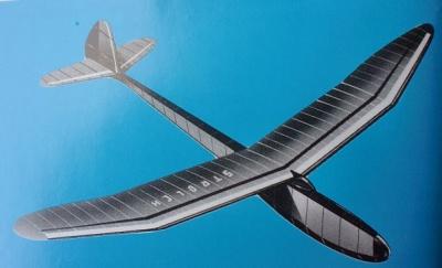 STROLCH Segelflugmodell (Spannw. 184 cm)