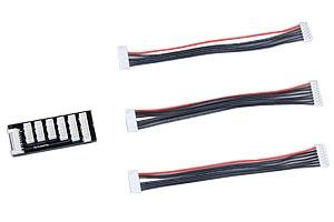 Balanceradapter Polyquest/Graupner 2-7 Zellen