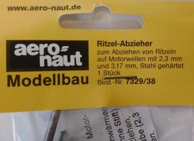 Abziehvorrichtug  2,3/3,2mm