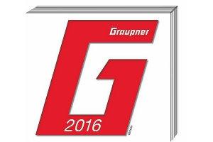 Graupner Hauptkatalog 2016,  53 FS