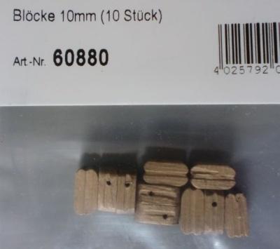 Blöcke 10mm (10 Stück)