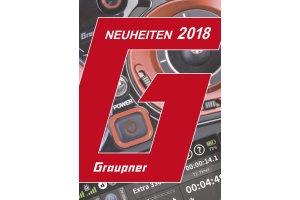 Graupner-Neuheiten 2018, 70 Seiten