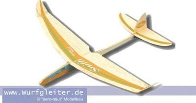 SNIFFI Wurfgleiter (Spannw. 42 cm)