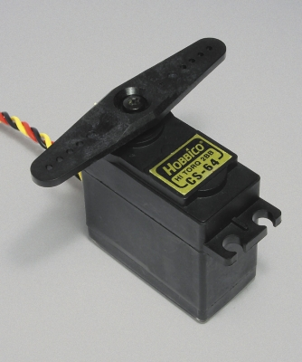 Servo CS-64 High Torque 2BB