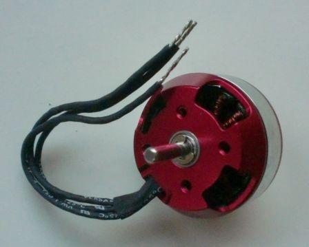 Mini Dancer ke= 1000 U/min f. Elektromodelle bis 350 g