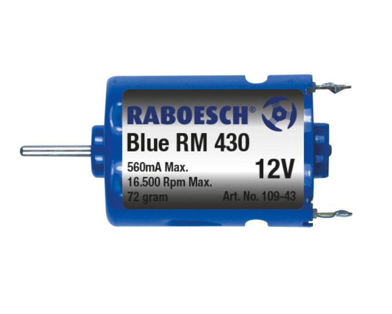 Elektromotor Blue RM-430 12V