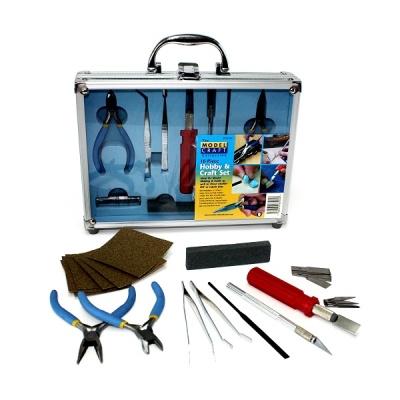 Handwerk- Werkzeug Set 18-teilig
