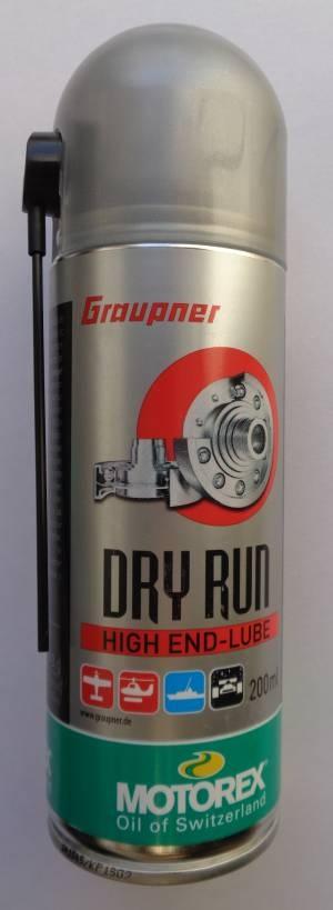 Dry Run High End Lube MOTOREX, 200 ml, -noch 1xvorr. /1.1.21