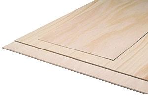 Buchensperrholz  600x300x1,2 mm